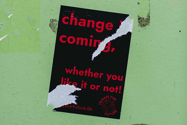 Veranderen is niet leuk