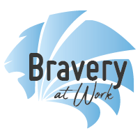 Logo van Bravery at work
