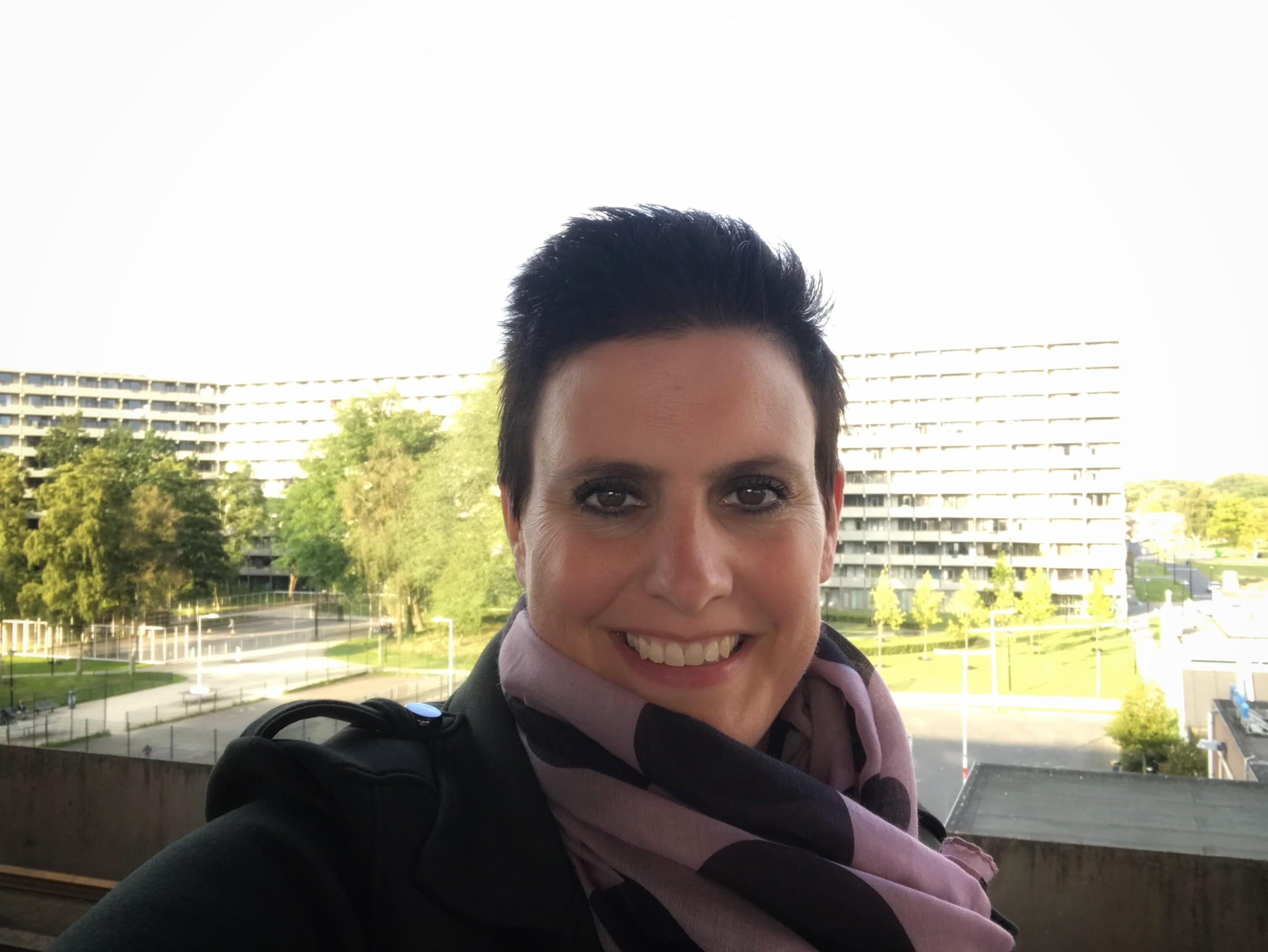 Astrid van der Laan, eigenaar van Bravery at work