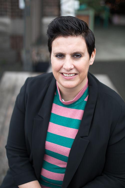 Astrid van der Laan, eigenaar Bravery at work, Teamcoach