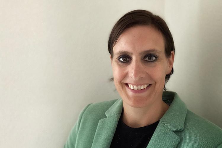 Astrid van der Laan, eigenaar Bravery at work